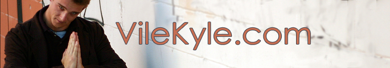 www.vilekyle.com header image 3